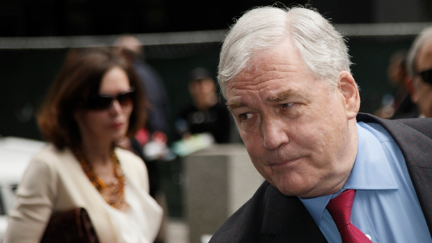 Conrad black slated for release