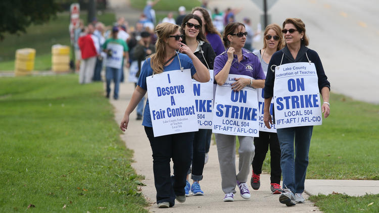 Strike oct 13