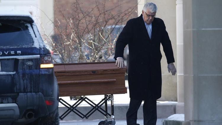 Wetzel funeral
